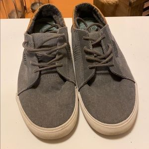 Reef grey casual shoes